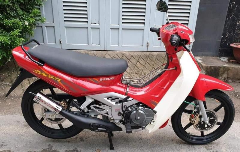 Bán Suxipo120 Màu Đỏ Bao Giấy Tờ Giá Rẻ