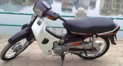 Honda Dream ll Thailand, màu nâu