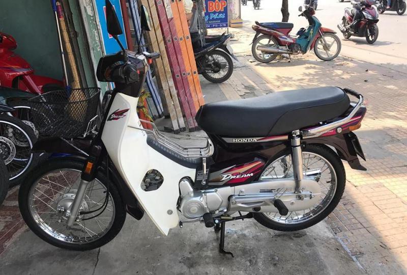 Dream Việt Nam 2003 Bs 29H1-391 98 huyện tiên lãng