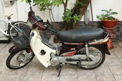 Honda Dream thái 98 hàng 3 cục đổi biển 5 số Trà Cú
