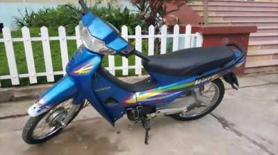 Wave Thái 110 màu xanh đăng kí 2000 chính chủ