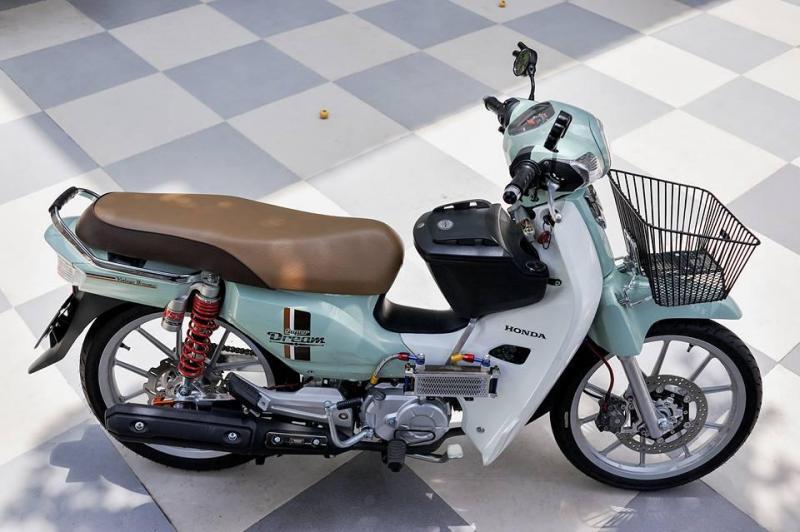 Bán Honda Dream Việt bản kỷ niệm Royal chính chủ
