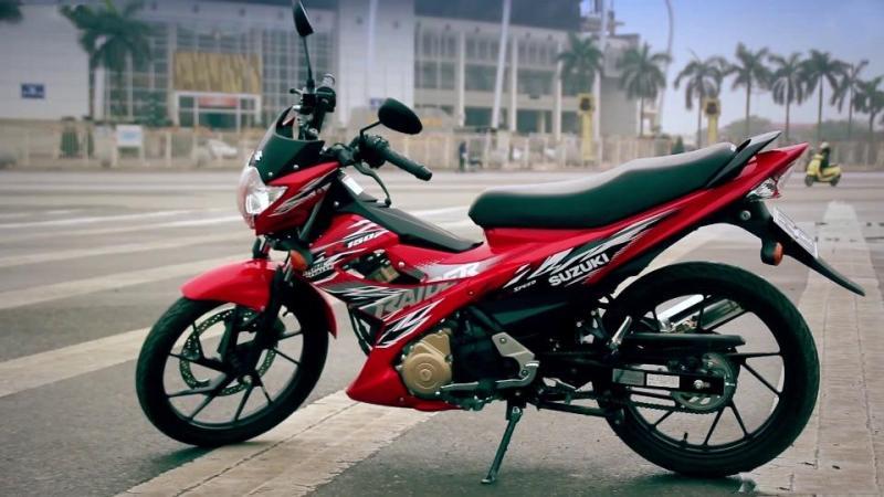 Nên mua xe máy suzuki ở đâu để được chất lượng tốt, giá phải chăng?