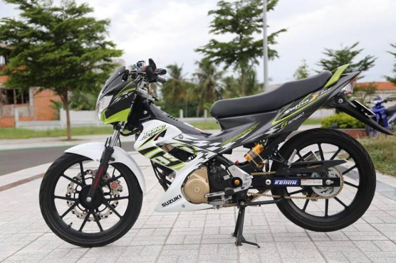 Thông tin cơ bản của xe máy suzuki mới nhất hiện nay