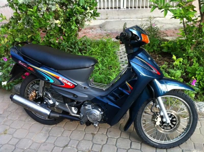 Tìm hiểu về thị trường mua bán xe máy Suzuki Viva cũ