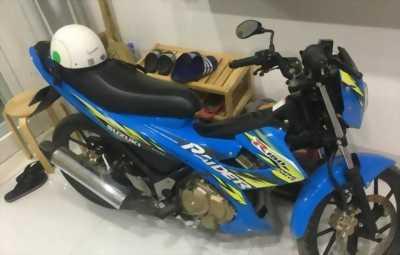 Cần bán một xe hiệu Suzuki raider 150 giá mềm
