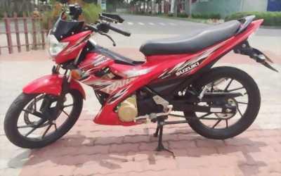 Bán một xe Suzuki Raider đỏ đen