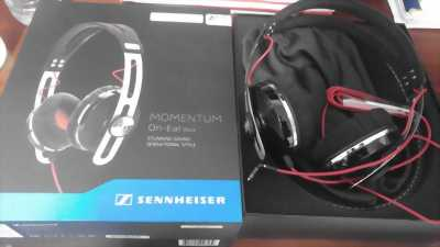 Tai nghe sennheiser Momentum on ear Black