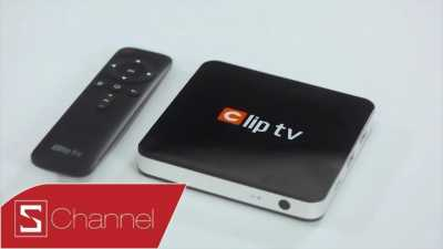Android box clip tv