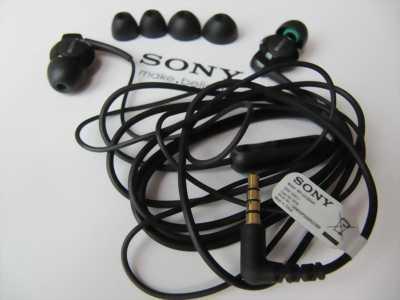 Bán tai nghe sony mh750 zin theo máy xperia xz1