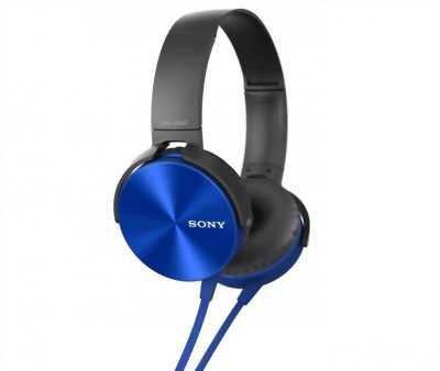 Thanh lý tai nghe sony mdr-xb450