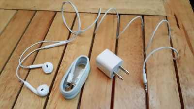 Phụ kiện Apple : Xạc, tai nghe, ram, ổ ssd .