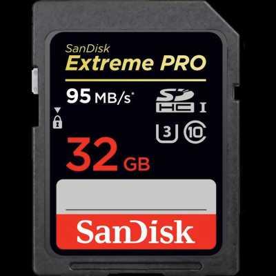 Thẻ nhớ sandisk 32GB tốc độ 80Mb chính hãng bh 5n