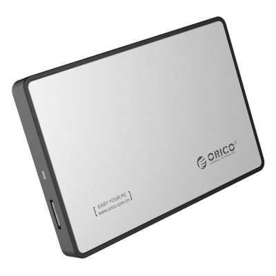 Hộp đựng ổ cứng laptop 2.5 inch làm ổ cứng di động