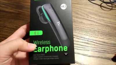 Tai Nghe Bluetooth Hoco E1 V4.1 - Hàng Nhập Khẩu