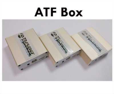 Bán ATF Box Và Volcano Box Đầy đủ cáp