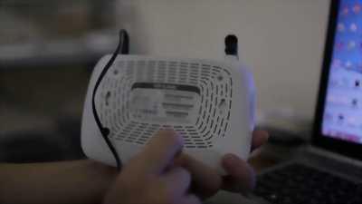 Thiết bị thu và phát wifi TP-Link740n.