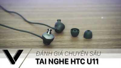 Tai nghe HTC U Ultra Usonic đập hộp!