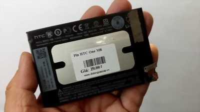 Pin htc one mới mua chưa sử dụng