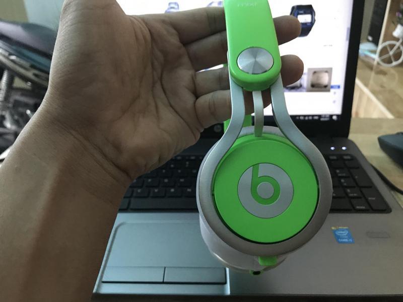 Tai nghe Beats Mixr 2016 (98% Full Box)