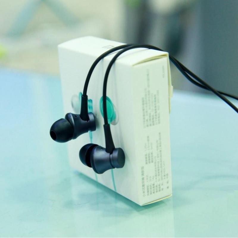 Tai nghe xiaomi mi in ear basic mới nguyên seal