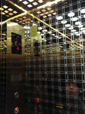 Thang máy lồng kính thang máy cho khách sạn