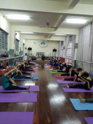 Lấy lại cân bằng cuộc sống với Sunlight Yoga