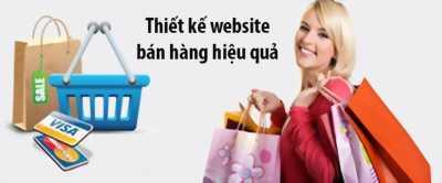 Thiết kế website bán hàng chuyên nghiệp giá rẻ
