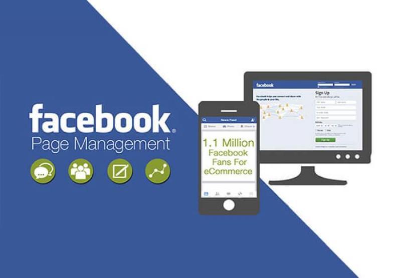 Dịch vụ quản lý fanpage chỉ 800k/tháng