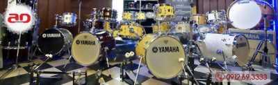 Bán nhạc cụ: Trống Drum