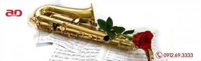 Bán nhạc cụ kèn Saxophone