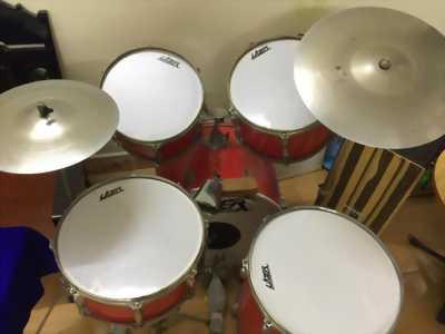 Bộ trống Jazz Việt nam