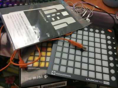 Lauchpad mini MK2 Full box, ko trầy xước