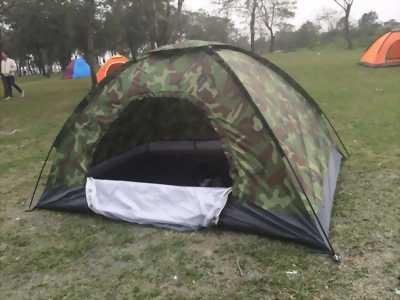 Lều du lịch dã ngoại, picnic màu bộ đội