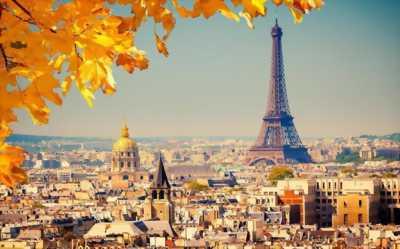 Du lịch Pháp kết hợp với du học giá rẻ.