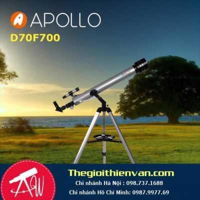 Kính thiên văn khúc xạ APOLLO 4D70F700