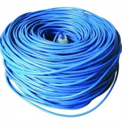 Dây cable mạng UB Link Cat6E UTP 305M (Xanh)