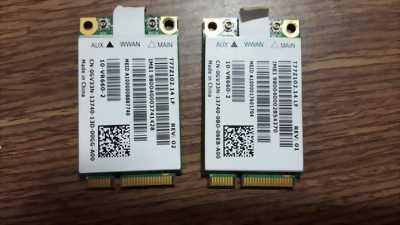 Card WWAN 3G DELL 5620 dùng cho E6520,new 98%