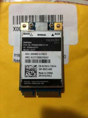 Card WWAN 4G DELL DW5804 dùng cho E6230,new 98%