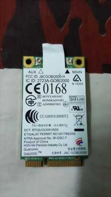 Card WWAN 3G HP UN2420 - Gobi 2000, new 98%