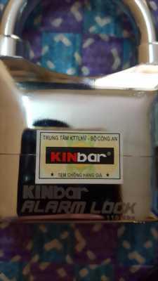Ổ khóa báo động Kinbar chính hãng (có tem chống hàng giả)