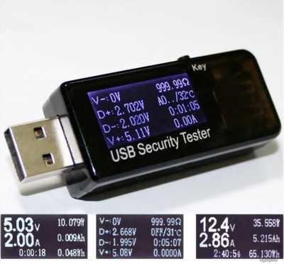 Thiết bị đo kiểm tra dung lượng pin