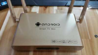 Thiết bị Smart tivi android - 4 anten