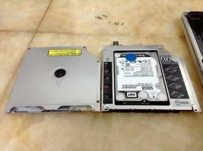 Thiết bị gắn thêm hdd cho laptop