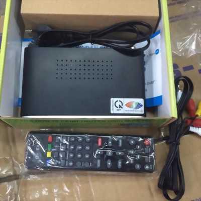 Đầu thu truyền hình kỹ thuật số mặt đất DVB T2