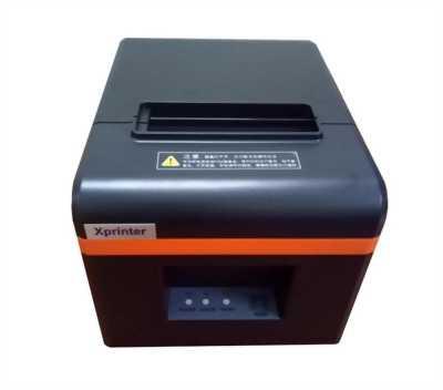 Máy in bill thu ngân Xprinter tiện dụng