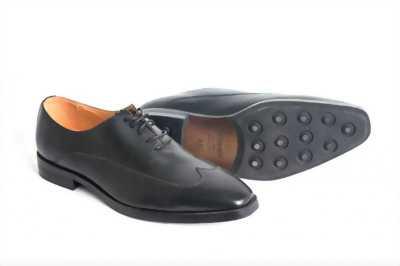 Giày da thật 100% ,đế cao su lốp xe hơi bền đẹp