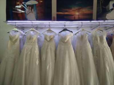 Sang cửa hàng áo cưới bến cát bình dương