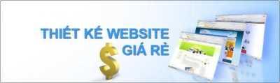 Dịch vụ website giá rẻ tại Gò Vấp