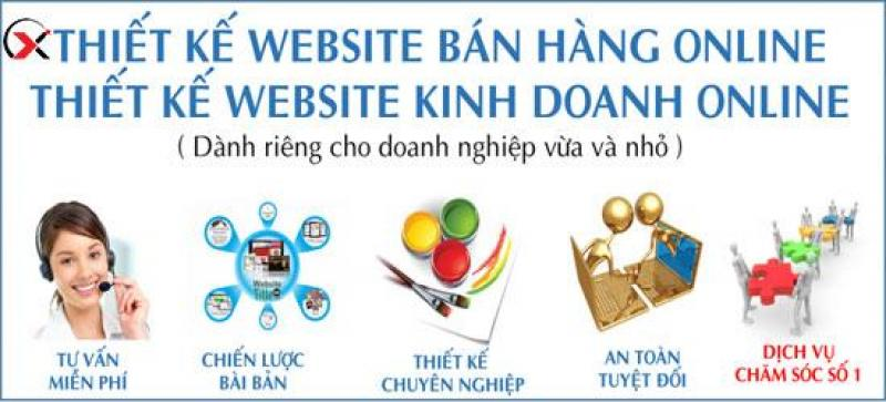 Công ty thiết kế web chuyên nghiệp